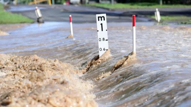 """Meteorologen om regnkaoset i Australien: """"Väldigt mycket på kort tid"""""""