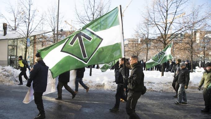 Nordiska motståndsrörelsen är ett uttalat nazistiskt parti.
