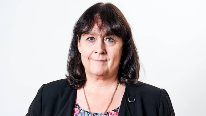 Kvällspostens chefredaktör Katrin Säfström. Foto: CHRISTIAN ÖRNBERG