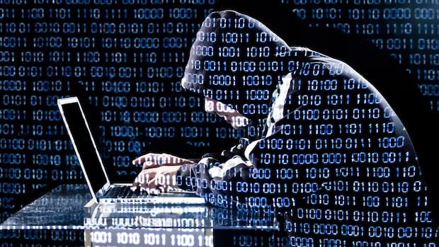 Hackerattack mot flera storföretag