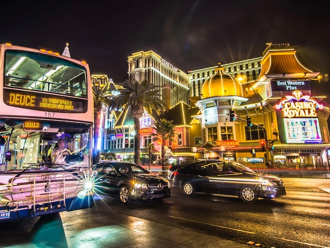 Las Vegas strip må vara kul i någon timme men det finns definitivt mer att se i Old Vegas.