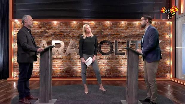 Bara Politik: 3 april - se hela avsnittet