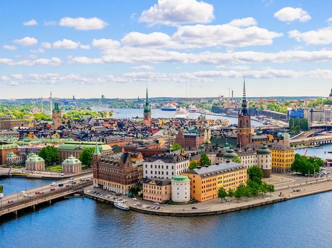 I Stockholm finns det många hotell att välja mellan.