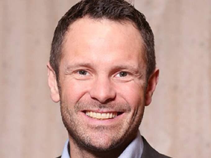 Daniel Nordlander har tagit över Sahlins arbetsuppgifter.
