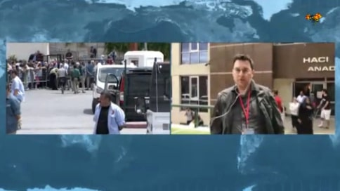 Frilansjournalisten Koray Kaya rapporterar från Istanbul