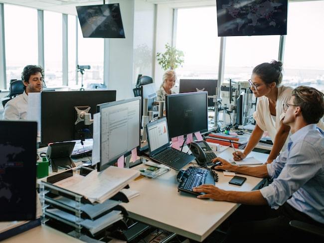 Kontor kan se kliniskt rena ut – men det betyder inte att de är det.  I stället kan de vara riktigt äckliga.
