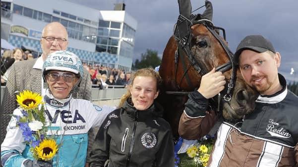 Ett vinnande koncept. Daniel Redén (höger) och övriga gänget kring Propulsion gör succé efter succé. Foto: Micke Karlsson/Kanal 75