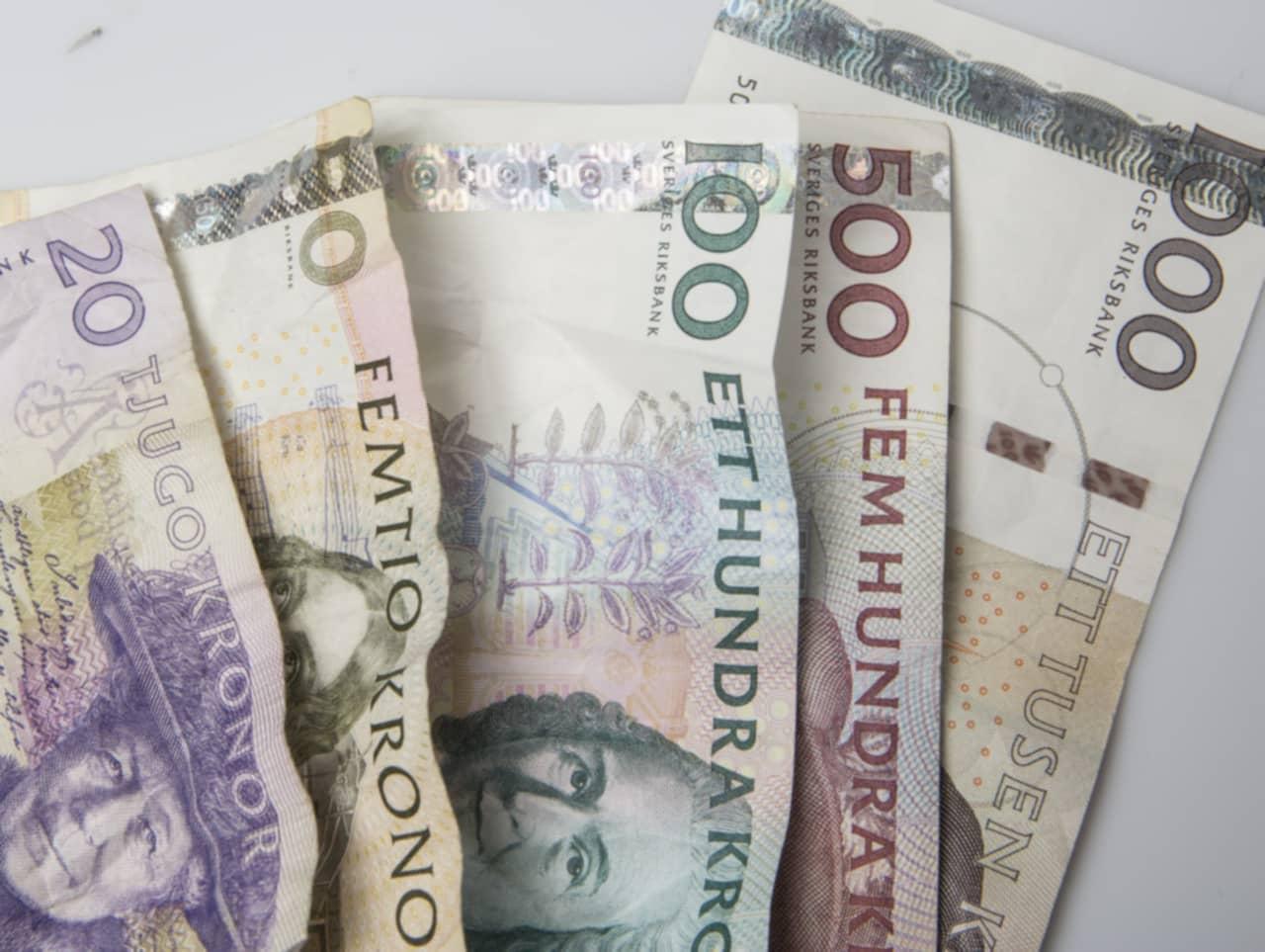 sedlar blir ogiltiga