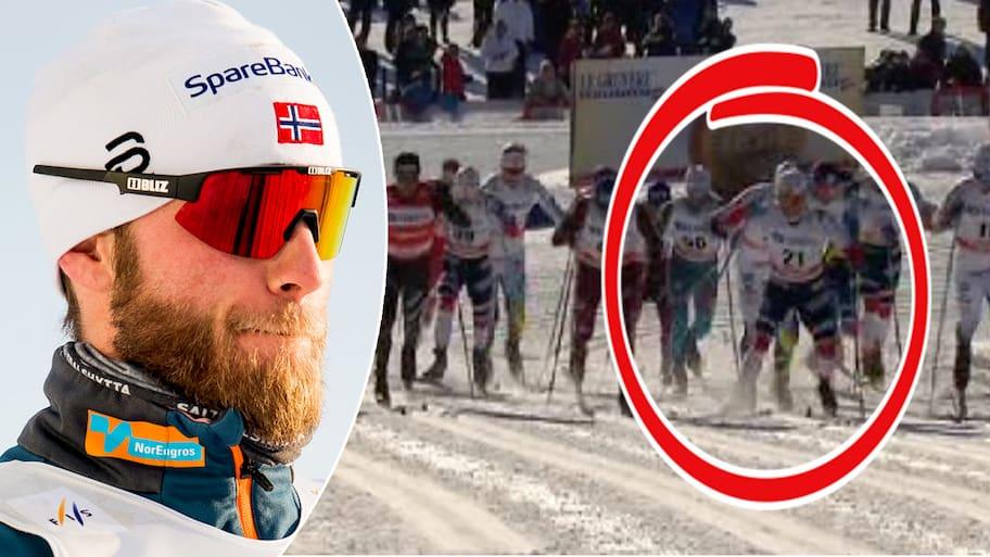 SVT-profilens ilska – mot Johnsrud Sundby