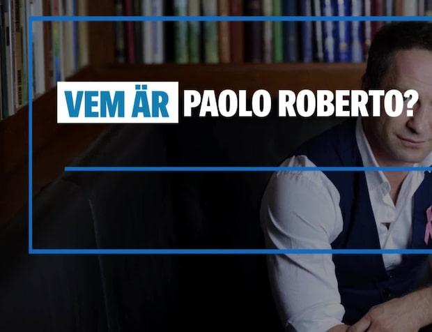 Vem är Paolo Roberto?