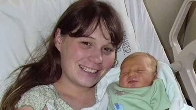 ...ända sedan hon födde sitt yngsta barn genom kejsarsnitt. Foto: Sean B. Cronin