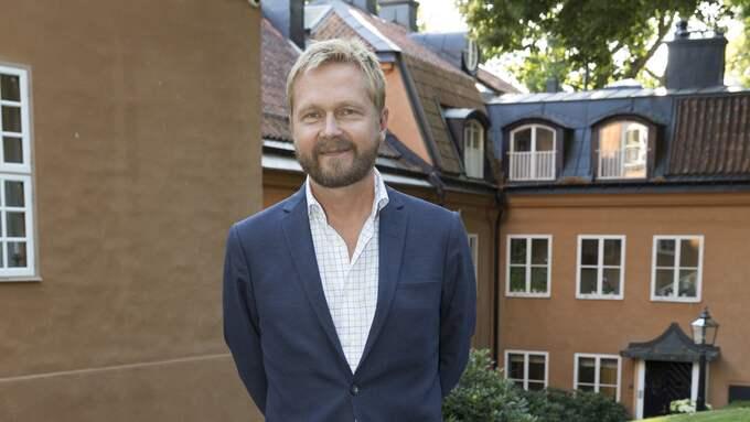 Björn Wiman är kulturchef på Dagens Nyheter. Foto: Farnum Shakeira