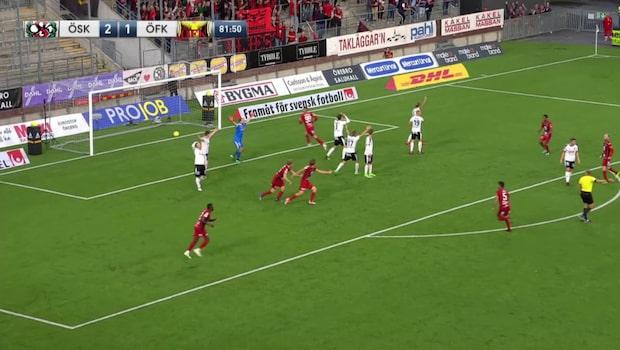 Höjdpunkter: Örebro-Östersund