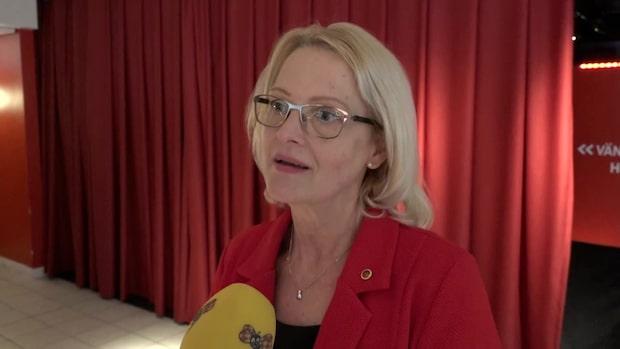 """Heléne Fritzon (S) om KD: """"Det är ren populism"""""""