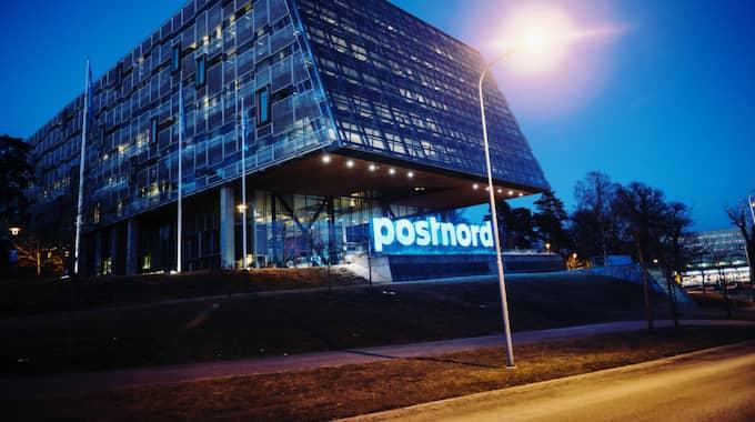 PostNord. Foto: Mikael Sjöberg