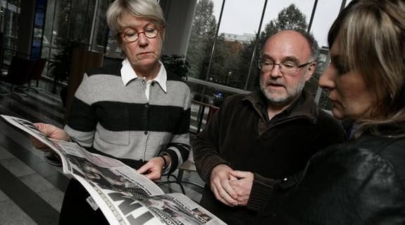 Inger Andersson och Nils-Gunnar Ilbäck.