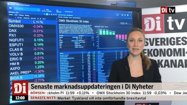 Di Nyheter 12.00 - 200 tjänster berörs i Clas Ohlsons besparingsprogram