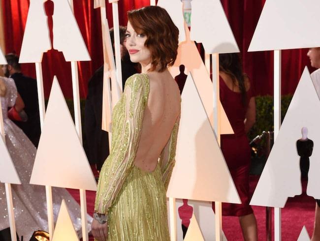 "Även Emma Stone diggar ""Ronze""."