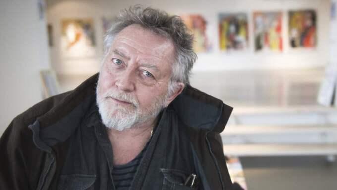 Ulf Lundells karriär är stora framgångar, stormiga familjeförhållanden och djupa dalar med skandalspelningar som skapat löpsedlar. Foto: Christer Wahlgren