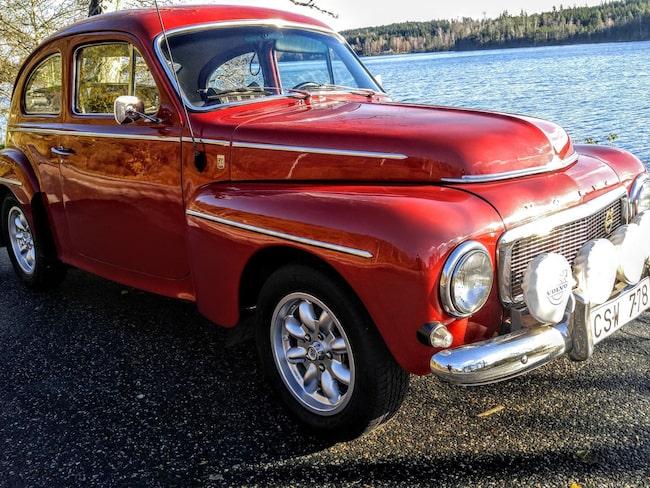 gamla bilar säljes