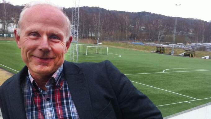 Dennis Andersson. Foto: Tore Lund
