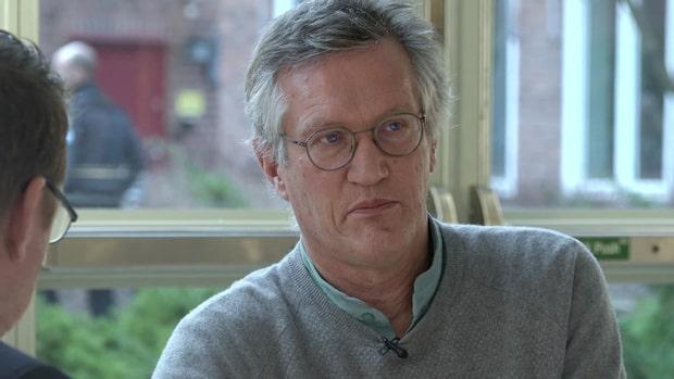 """Anders Tegnell: """"Fortsätter till sommaren, sen andra våg i höst"""""""