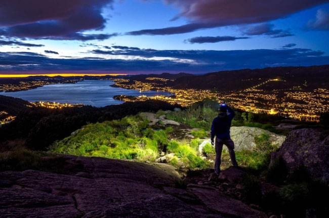 <span>Norska fotografen Tomasz Furmanek har fotograferat sina kajakturer i Norges fjordar de senaste tre åren. Bläddra vidare för att se fler bilder. <br></span>