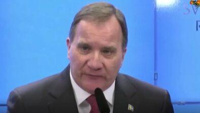 """Stefan Löfven: """"Den stora vinnaren, det är Sverige"""""""