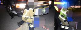Brandman slog ner berusad man – agerade korrekt