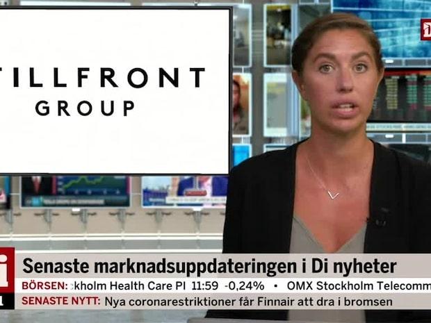 Di Nyheter: Stillfront backar trots stark rapport