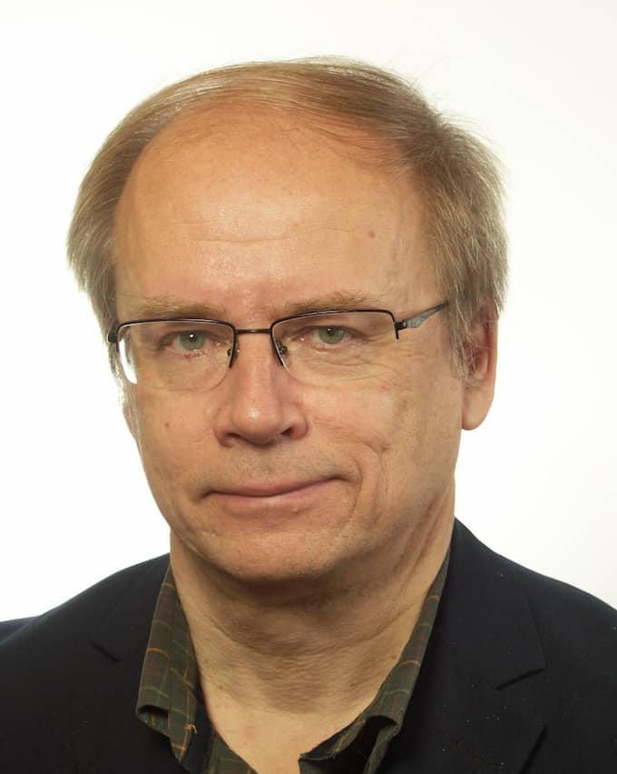 Också Valter Mutt är kritisk Foto: / RIKSDAGEN