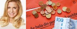 Så lite behöver du spara för att trygga din pension