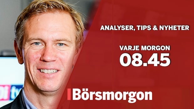 Börsmorgon 23 september 2020