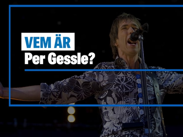 Vem är Per Gessle?