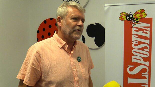 Ingemar Einarsson (C) om valets viktigaste frågor