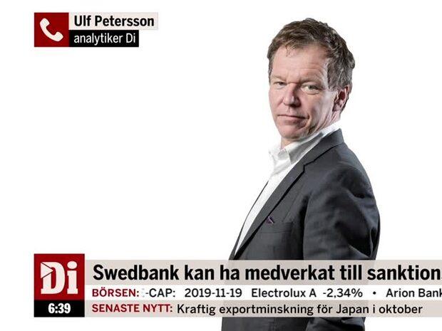 Swedbank kan ha brutit mot USA:s sanktionsregler