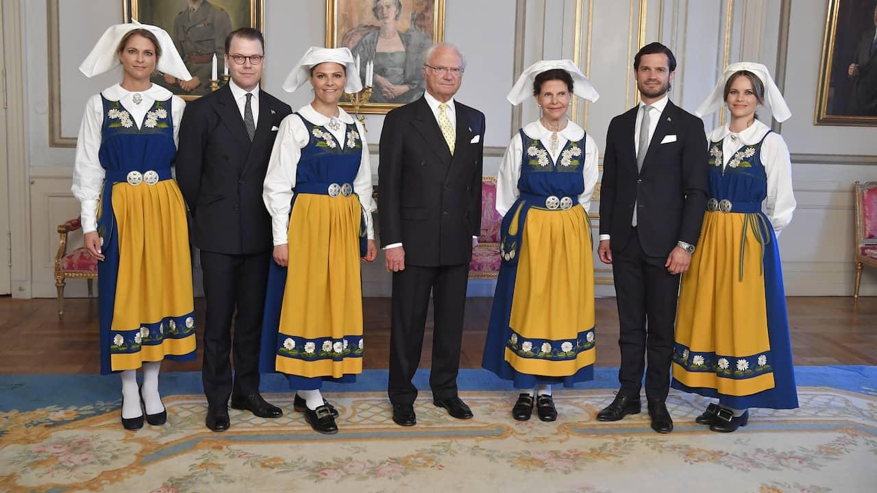 Kungafamiljens historiska tradition bryts – inget nationaldagsfirande på Skansen
