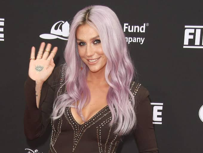 Kesha. Foto: Mandatory Byline: Juan Rico/Fame