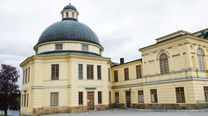Prins Nicolas ska döpas i Drottningholms slottskyrka. Foto: Christian Örnberg