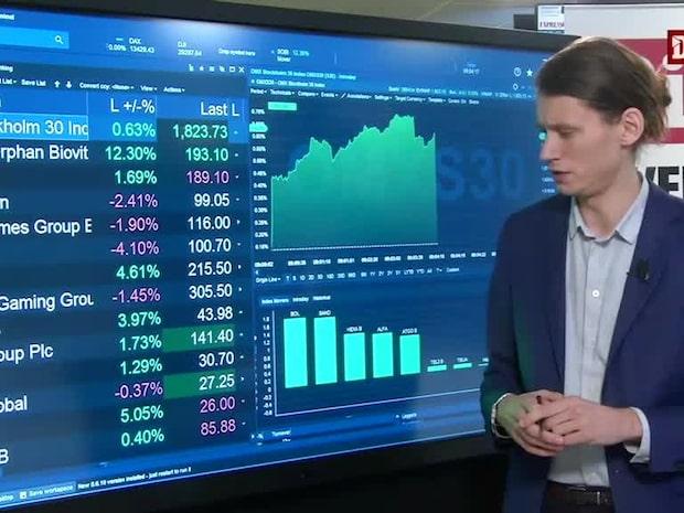 Marknadskoll: Granskningen mot Ericsson fortgår