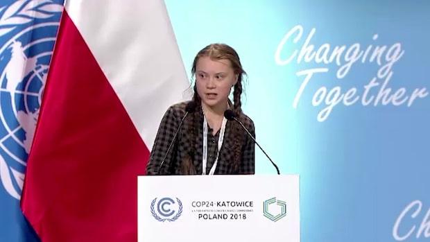 Skolelever varnas – för att de vill göra som Greta Thunberg