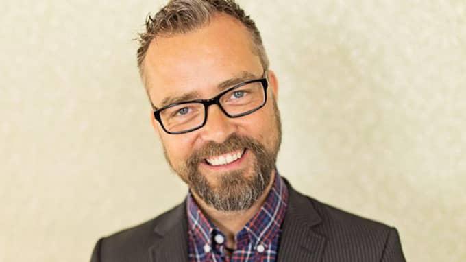 Micke Gunnarsson. Foto: Cecilia Jägenmark.