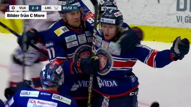 Highlights: Tredje raka seger för Växjö