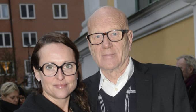 Tanja och Gert Fylking har gått skilda vägar. Foto: / OLLE SPORRONG EXP