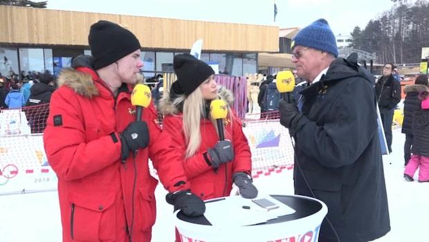 Björn Eriksson: Stora skillnader mellan dam- och herridrott på lagsidan
