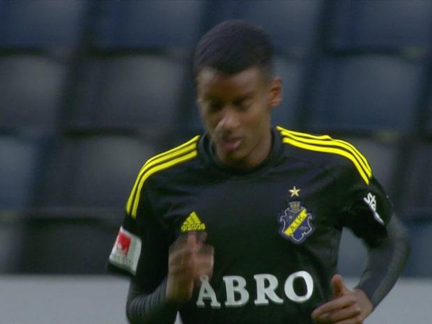 HIGHLIGHTS: AIK-Östersund