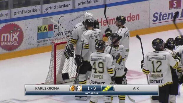 Höjdpunkter: Karlskrona-AIK