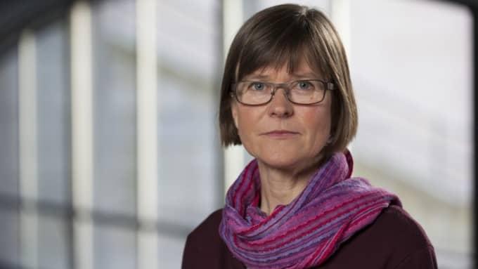 Karin Pleijel (MP), kommunalråd i Göteborg. Foto: PRESSBILD