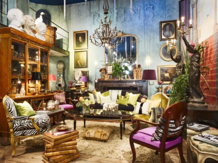 Inred med vintage u2013 tio fina tips i Stockholm Leva& bo Expressen Leva& bo