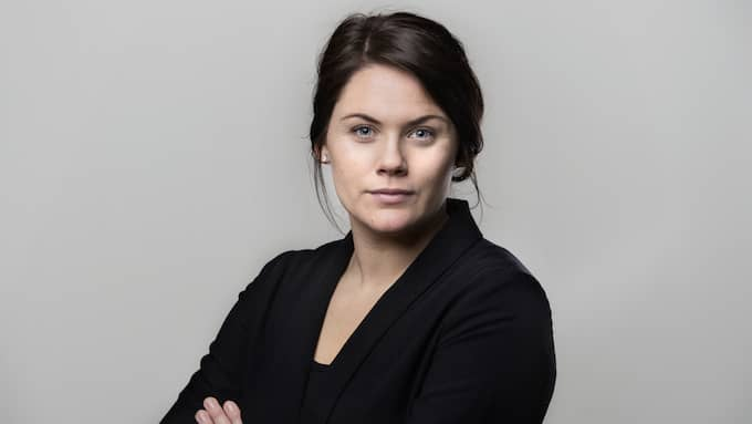 Krönikör Julia Mjörnstedt Karlsten. Foto: ROBIN ARON